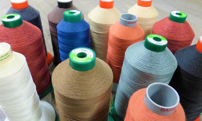 Garen kleuren voor tenten